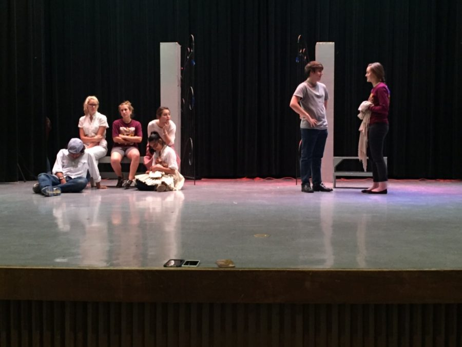 ONE ACT PLAY TO PERFORM FOR COMMUNITY