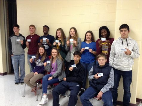 Students Receive OSHA Certification