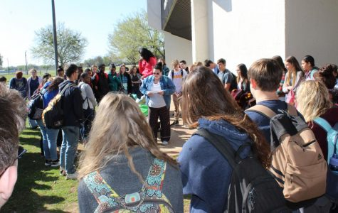 Student Walk-Out