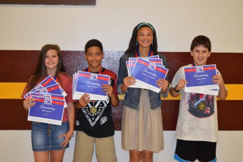 Students Receive ILPC Awards