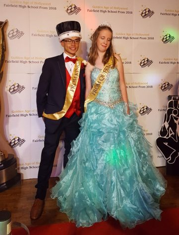Prom King, Queen elected