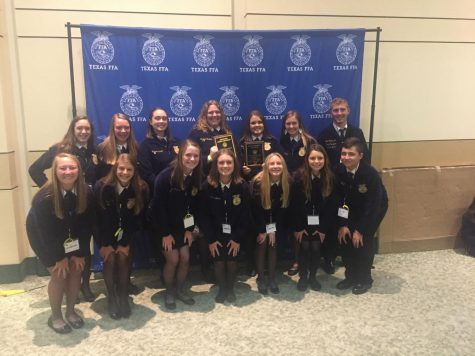 FFA Students Travel to State Convention