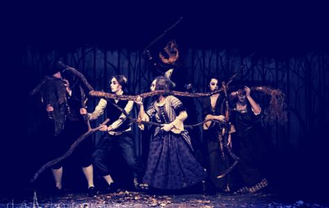 "Drama club will present ""The Legend of Sleepy Hollow"" on Nov. 10 at 7:00 p.m. and Nov. 11 at 2:00 p.m. at the FHS auditorium."