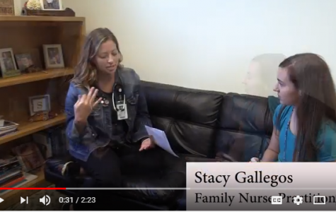 Ally Robinson Interviews Stacy Gallegos, Family Nurse Practitioner