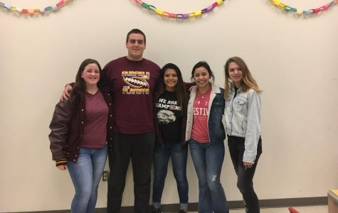 Beta Club Mentors Youth