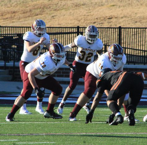 Football Team Ends Season after Area Playoff Game