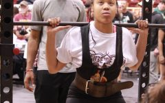 Powerlifting Members Advance to Regional, State Meets