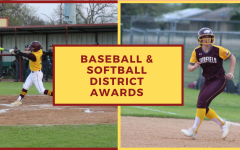 Baseball, Softball Receive All District Awards