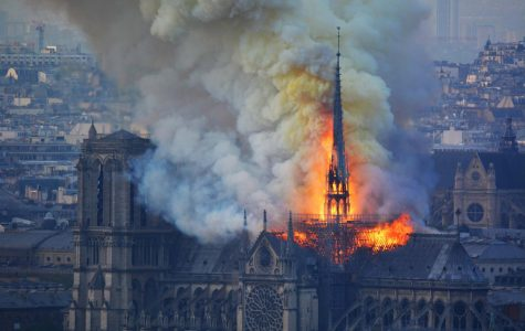 Tragedy Occurs at Notre Dame Cathedral