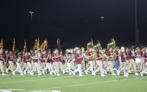 Band to Compete in Marching Contest