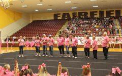 Student Community Battles Cancer