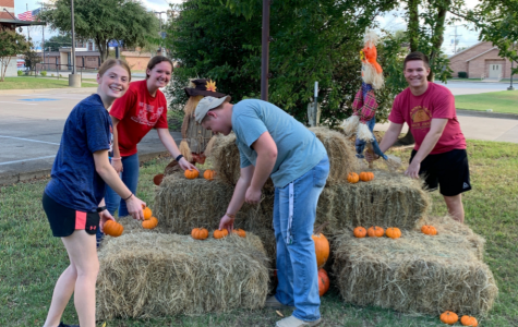 Beta Club Members to Help at Pumpkin Patch