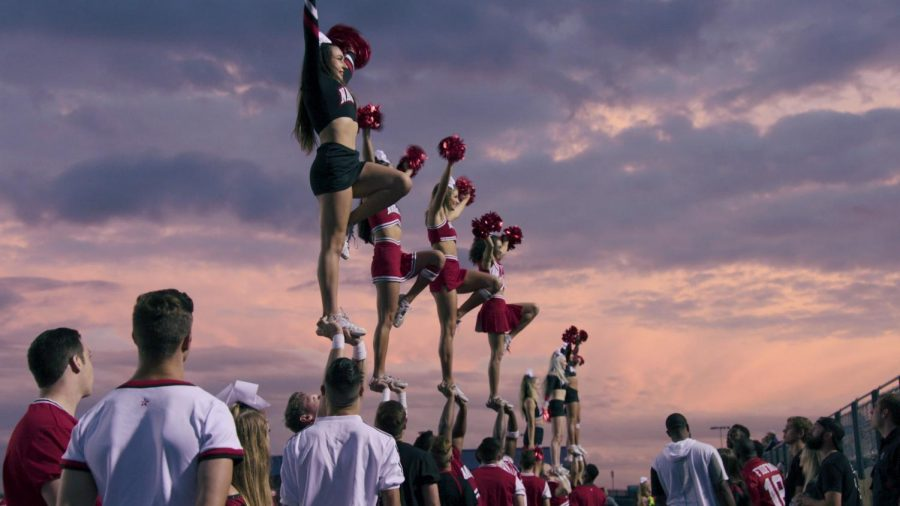 Cheering Into Our Hearts