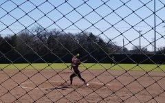 Softball to Start District Games