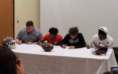 Athletes Sign to College