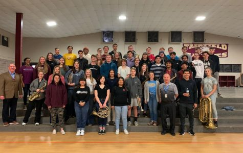 Band Members Advance to State