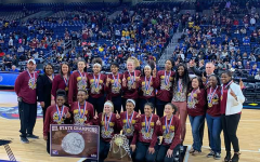 State Champions Lady Eagles basketball team. Photo contributed by FISD.