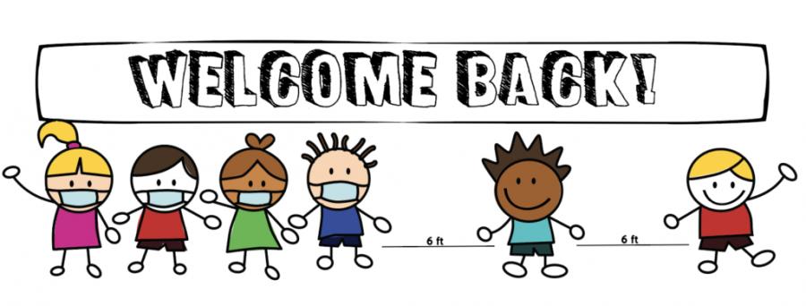 Starting school during coronavirus