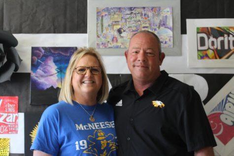 Vice Principal and Art Teacher