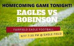 Eagles Take Their Home Field